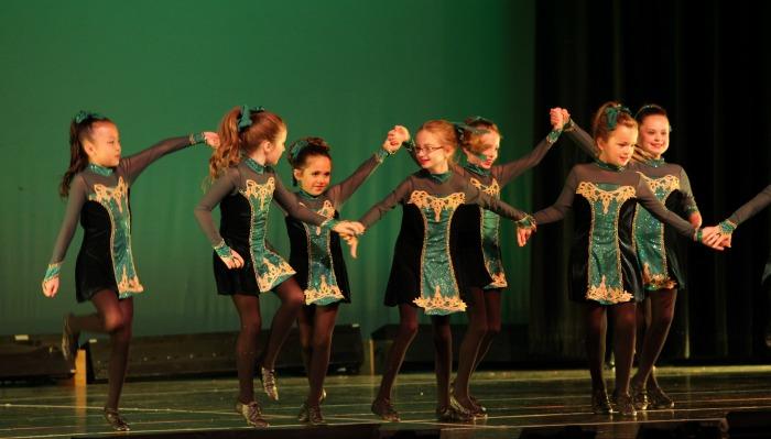 Irish Step Kathy Blake Dance Studios